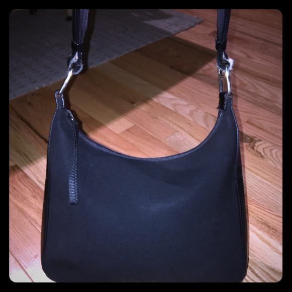 115218c220d8 Vintage Prada Neoprene Shoulder Bag. M 5a4effa936b9de62320124e7